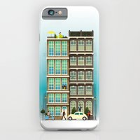 iPhone & iPod Case featuring Time to Get up & Go to Work by Hand Drawn Creative