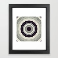 Eye See You Framed Art Print