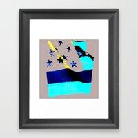 American Homemaker  Framed Art Print