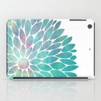 Watercolor Flower iPad Case