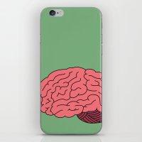 BRAIN. iPhone & iPod Skin
