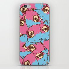 Puglie Cotton Candy iPhone & iPod Skin