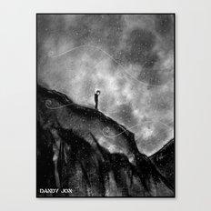 The Melancholy Zone Canvas Print