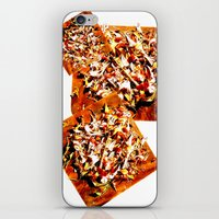 Flowers on a table 2 iPhone & iPod Skin