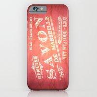 Marseille Cover iPhone 6 Slim Case