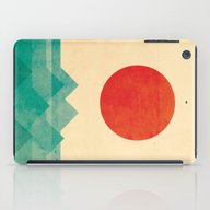 iPad Case featuring The Ocean, The Sea, The … by Budi Kwan