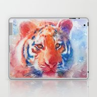 Staring Into Your Soul Laptop & iPad Skin