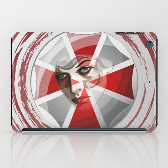 Umbrella Corp iPad Case