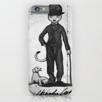 Charlie Cat iPhone 6 Slim Case