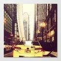 Taxi 4473 Canvas Print