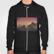 A Sunset In Tuscany Hoody