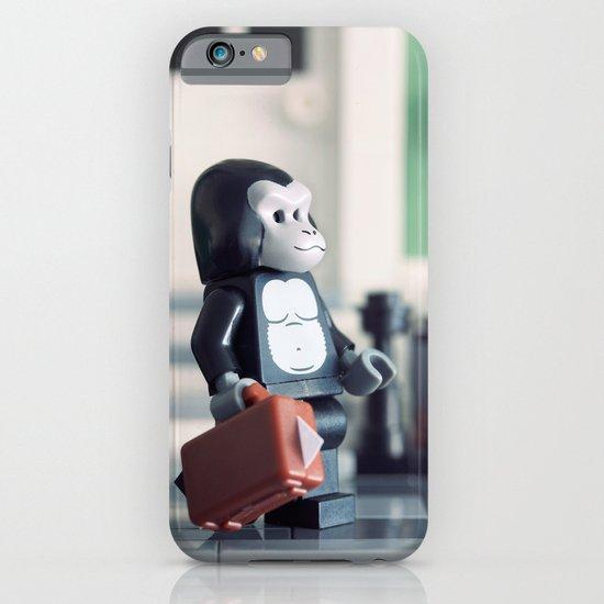 Power Suit iPhone & iPod Case