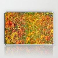 Perky Cosmos Abstract Bo… Laptop & iPad Skin