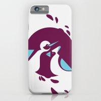 iPhone & iPod Case featuring Birds by alexGrigoras