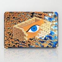 IZ WAZ IZ iPad Case
