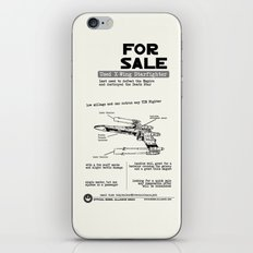 For Sale: X-Wing Starfighter iPhone & iPod Skin