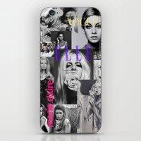 OH LÀLÀ! iPhone & iPod Skin