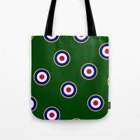 RAF Insignia Tote Bag
