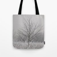 Wintered Tote Bag