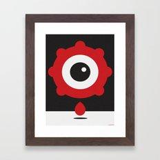 HEMOSTASIS Framed Art Print