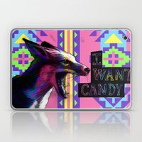 I want candy Laptop & iPad Skin