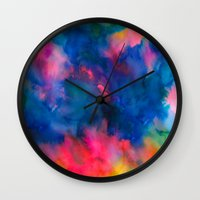 Antigravity Wall Clock