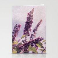 Butterfly Bush Stationery Cards