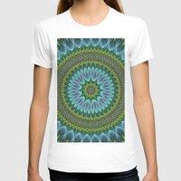 mandala T-shirts featuring Mandala by David Zydd