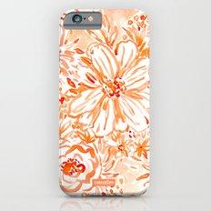 BIG SUNSHINE Floral iPhone 6 Slim Case