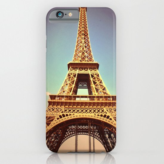 Eiffel Tower I iPhone & iPod Case