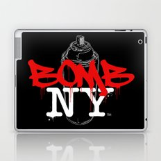 BOMB NY Laptop & iPad Skin