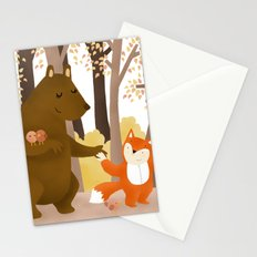 Friends of the forest Stationery Cards