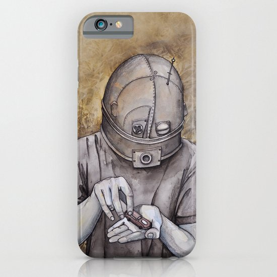 It starts early iPhone & iPod Case