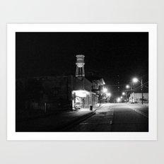 3am Art Print