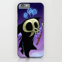 iPhone & iPod Case featuring Confused by Gato Gris Games