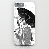 iPhone & iPod Case featuring Umbrella by Jaaaiiro