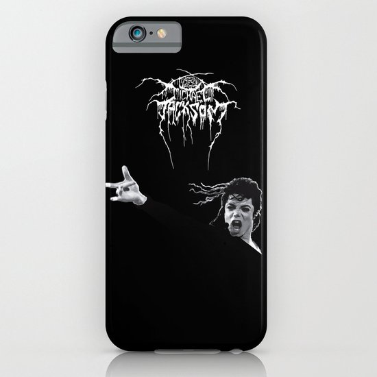 MIKETHRONE iPhone & iPod Case