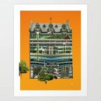 EXP 5 Art Print