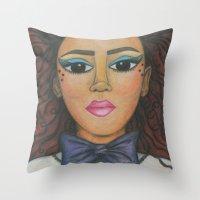 Nubina Throw Pillow