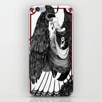 L'Ange Du Malheur  iPhone & iPod Skin