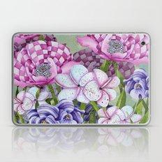 Fanciful Garden Laptop & iPad Skin
