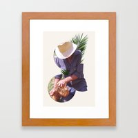 Coco Framed Art Print