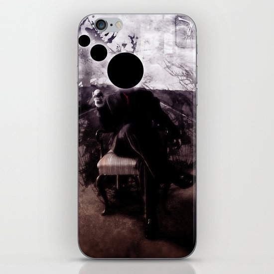 Nightspore iPhone & iPod Skin