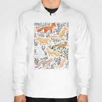 Foxes Field Guide Hoody