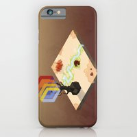 In The Rays Of A Cloudle… iPhone 6 Slim Case