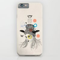 iPhone & iPod Case featuring Fool in the Rain by Ann Van Haeken