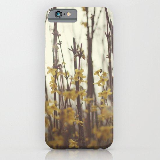 Golden Bells iPhone & iPod Case