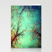 Dance Of The Trees Stationery Cards