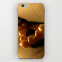 Dew Drops On Your Thighs iPhone & iPod Skin