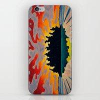 Totem Island iPhone & iPod Skin